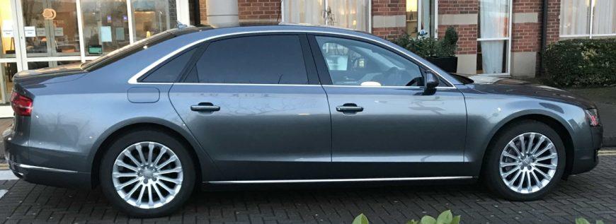 Audi A8L (Grey)